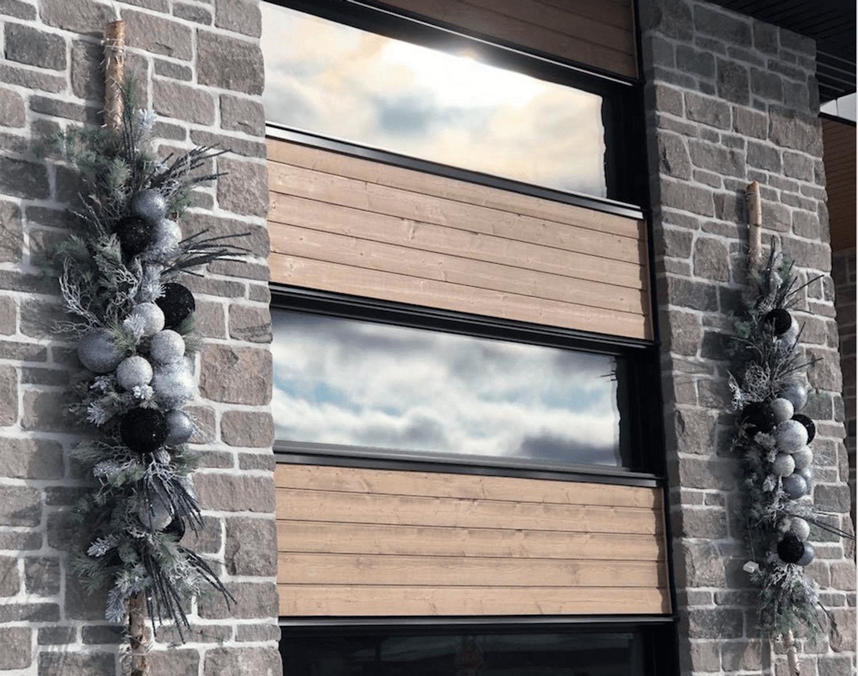 Service d'installation de décorations extérieures